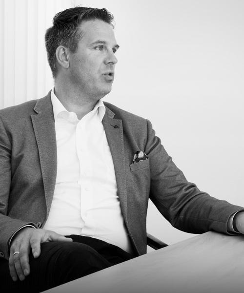 Leiter Immobilienverwaltung Christian Lürwer